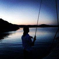 Night Time Fishing