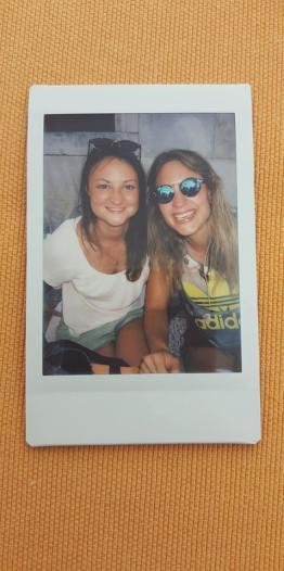 Sisters in Croatia